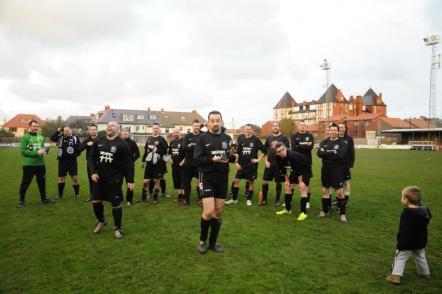 Real Gothic FC - Mannschaft