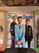 Depeche Mode proben den Aufstand, heißt es auf dem Titel des Rolling Stone. In dem Alter noch?