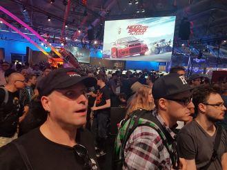 Gamescom 2017 - Der RaBe ist fassungslos
