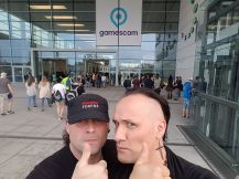 Gamescom 2017 - RaBe und Robert