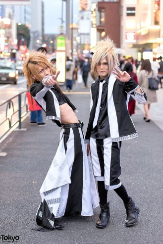 Visual Kei Fixer Band
