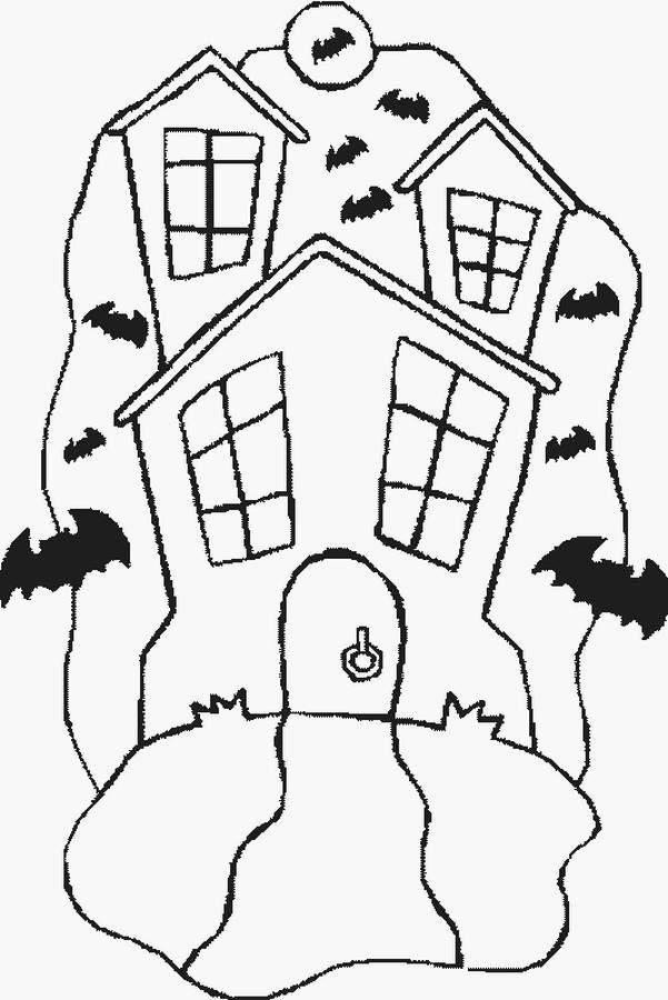 Spooky Cornfield Kids Page
