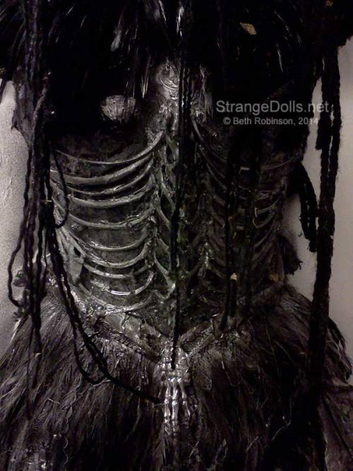Beth Robinson's Art of Horror Show in VT