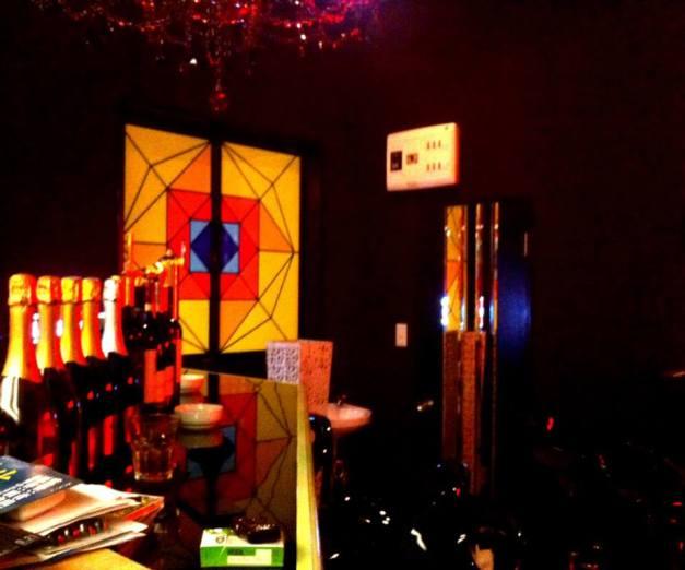 Cambiare, Japanese bar based on Suspiria