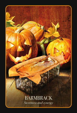 Halloween Oracle Divination Cards