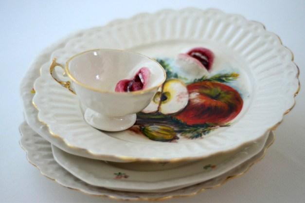Tableware by Ronit Baranga