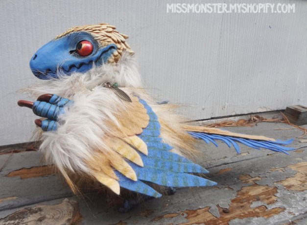 Klaus the Archaeopteryx