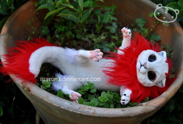 Newborn Dragon Spirit