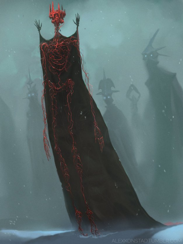 In The Court of The Hollow King, by Alex Konstad