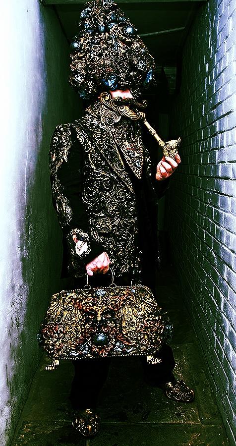 Overlord Costume Art