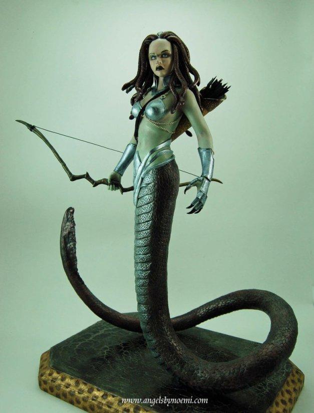 Medusa, by noe6