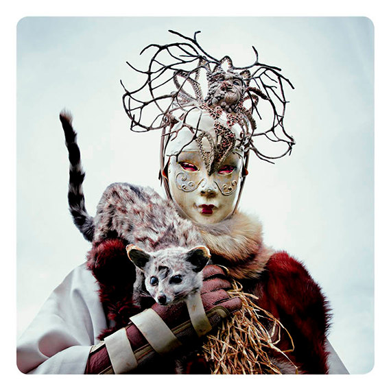 Surreal and creepy photography by Mothmeister. Via Shivers of Delight