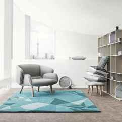Scandinavian Living Room Furniture Funiture Nendo's Origami-inspired For Boconcept | Spoon ...