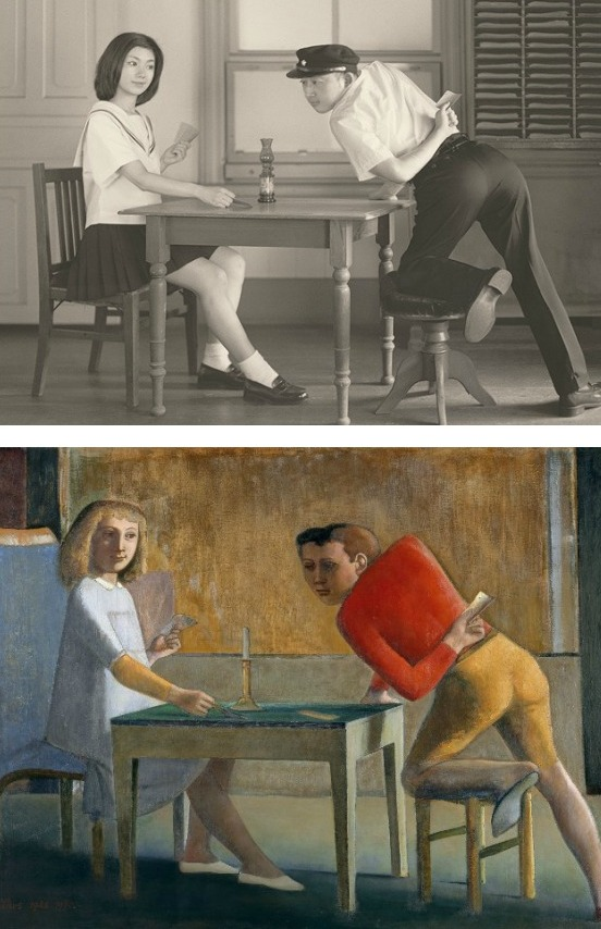 The French Paintings of Balthus As Seen Through The Japanese Lens of Hisaji Hara  Spoon  Tamago