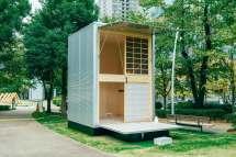 Muji Prefab Tiny House