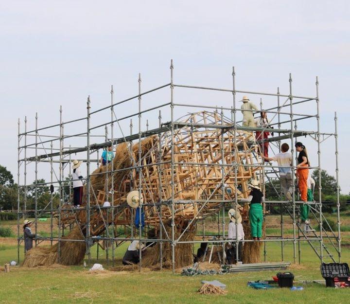 Tìm hiểu về lễ hội rơm ở Niigata Nhật Bản 5