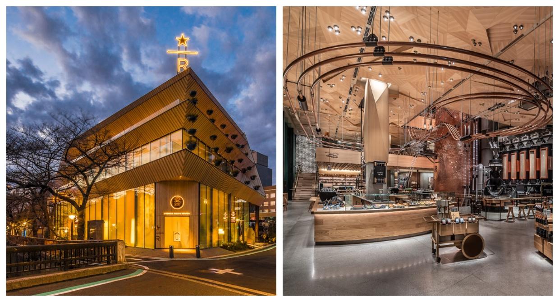 World's Largest Starbucks, Designed by Kengo Kuma, Opens in Nakameguro   Spoon & Tamago