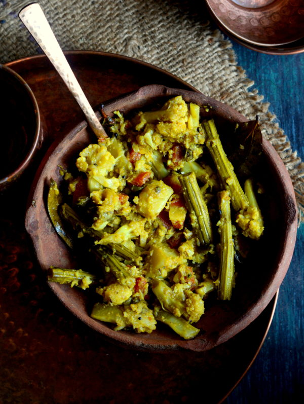 Labra - Bengali Mix Vegetable