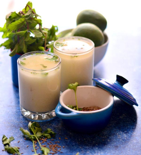 Raw Mango Masala Chaas