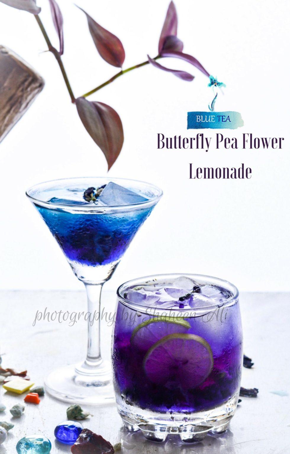 Blue Tea India