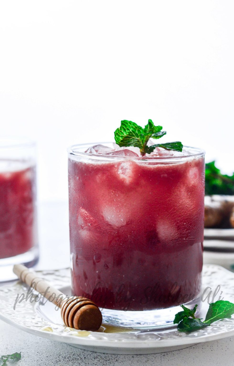 Watermelon Ginger Detox
