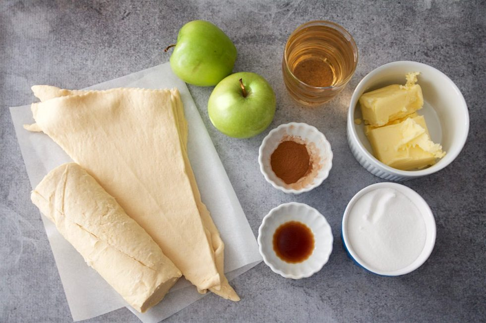 Easy Apple Dumplings - Step by Step Photos | SpoonfulOfButter.com