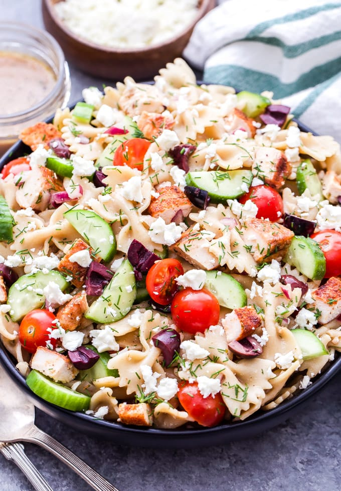 Good Greek Salad Near Me