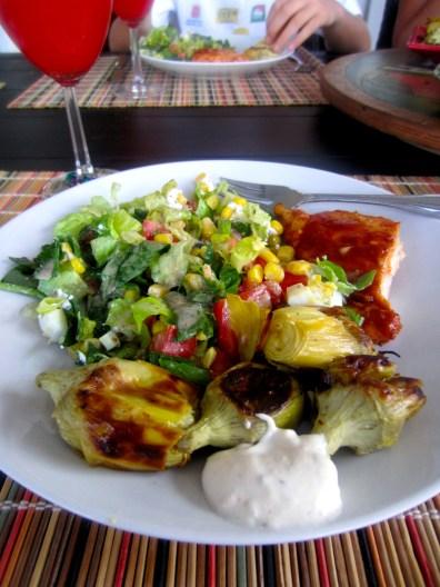 4th of July Meal Menu