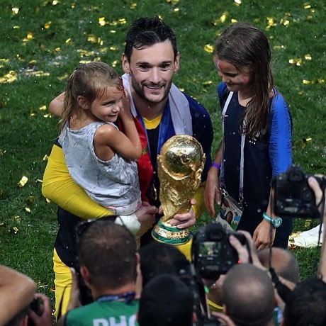 brought to you by  captain Hugo Lloris   Lloris returned from a long injury lay...