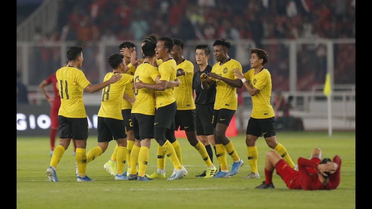 Malaysia vs Indonesia 2022 FIFA World Cup Qualification - Magic in Jakarta