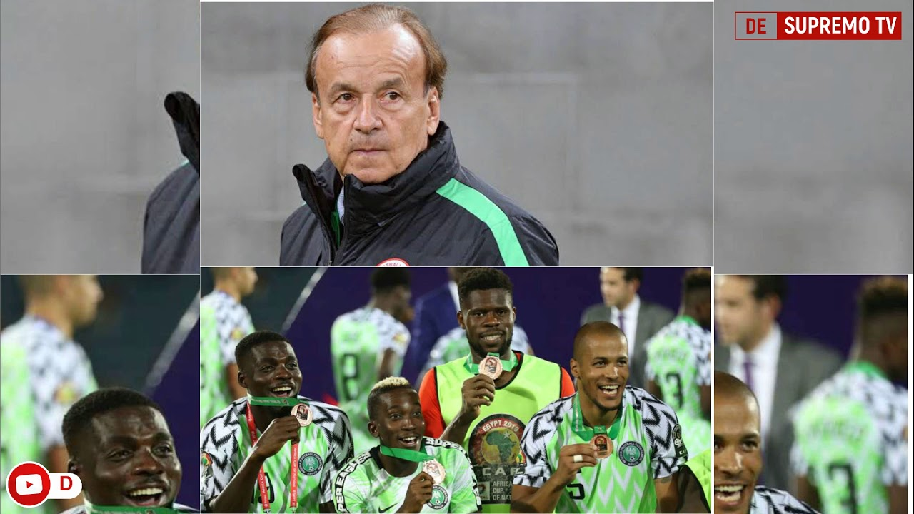 2022 World Cup year will be a difficult year for Super Eagles – Gernot Roh