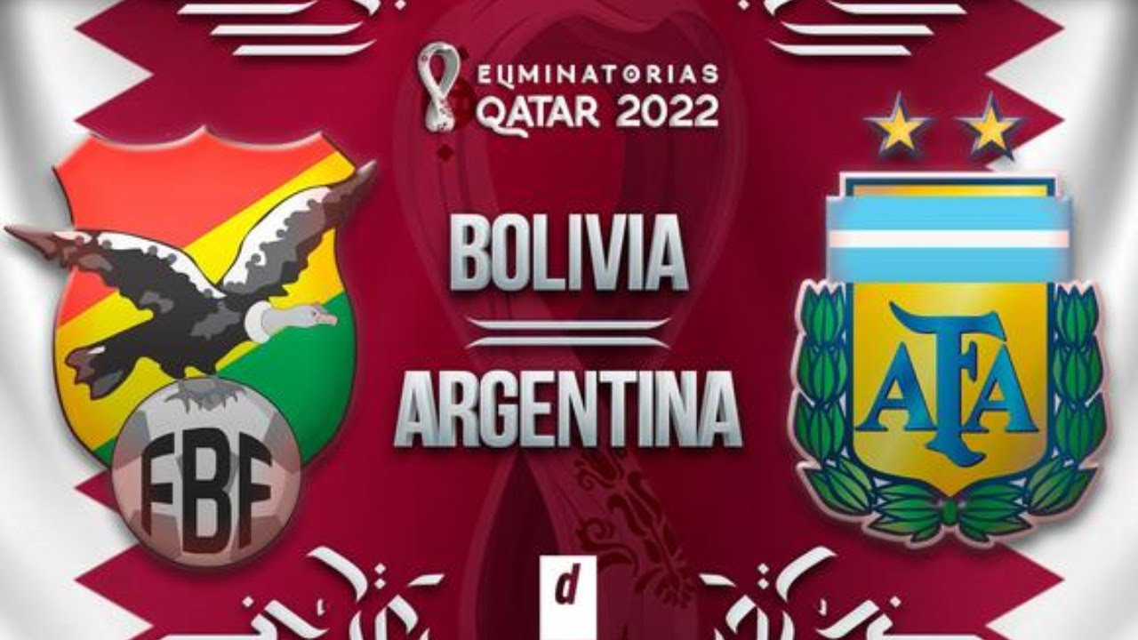 Argentina vs Bolivia 2020 Live Streaming | world Cup 2022 Qualifiers Match