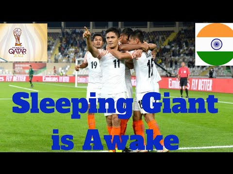 India definitely going to play FIFA World Cup 2022