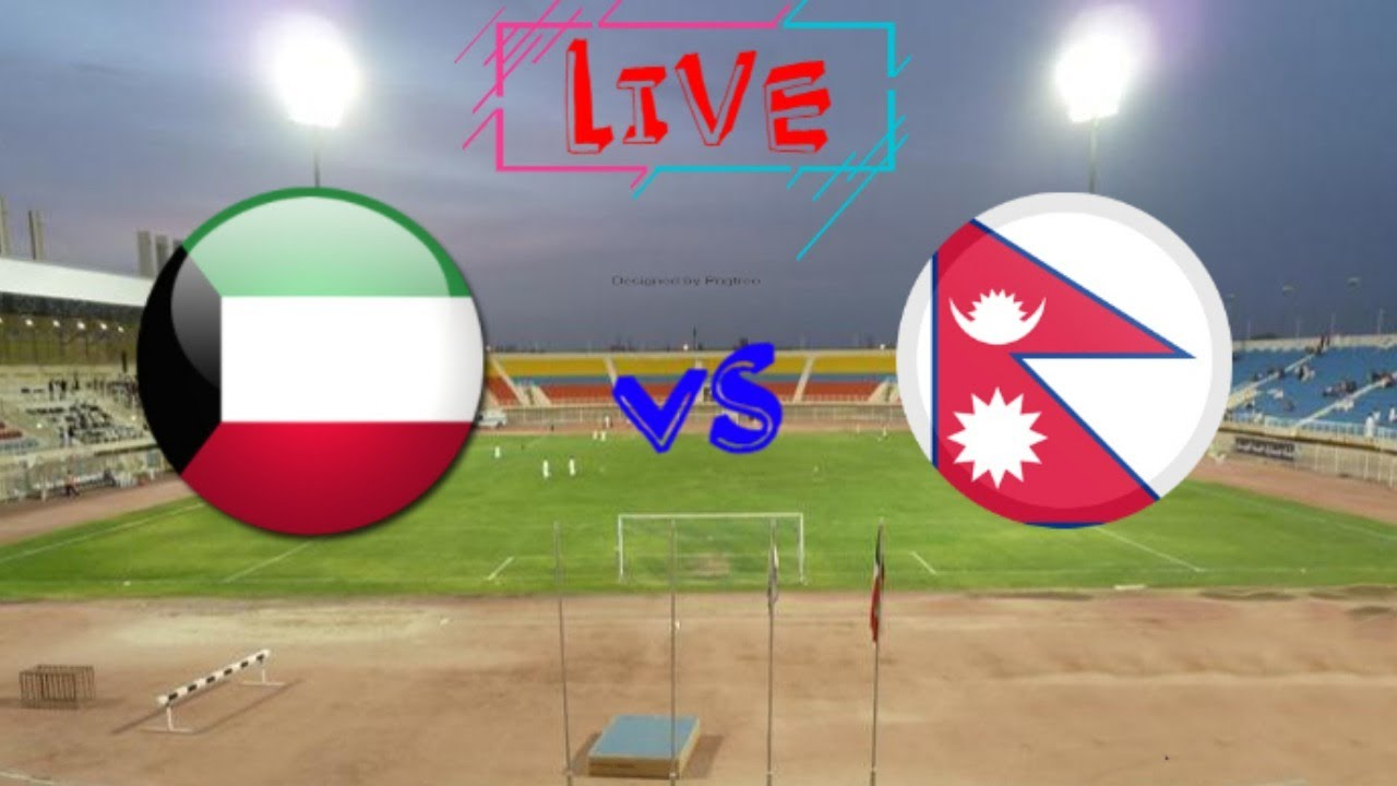 ?Nepal vs Kuwait LIVE ||FIFA World Cup 2022 and Asian Cup 2023 Qualifiers
