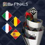 The 2021  finals draw will be streamed live at 17:30 CET today   Which matchups...