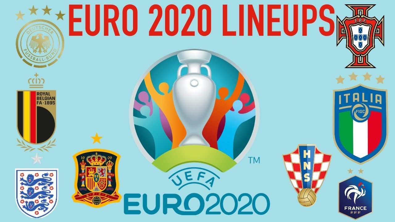 EURO 2020 Probable Lineups (EVERY QUALIFIED TEAM!)