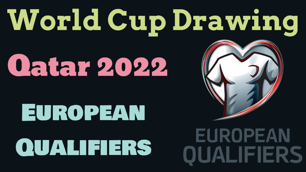FIFA World Cup 2022 Qatar: Group wise World Cup European Qualifiers Drawing & Important Dates.
