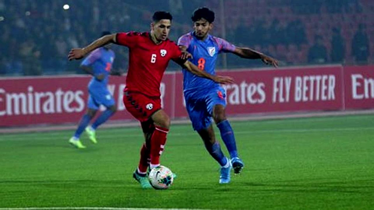 Fifa World Cup 2022 Qualifier   India vs Afghanistan highlights   Asia