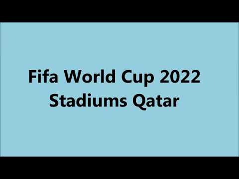 Fifa world cup 2022 stadiums qatar