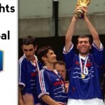 France in Fifa World Cup 1998 | Highlights & All Goal | Road to Champions