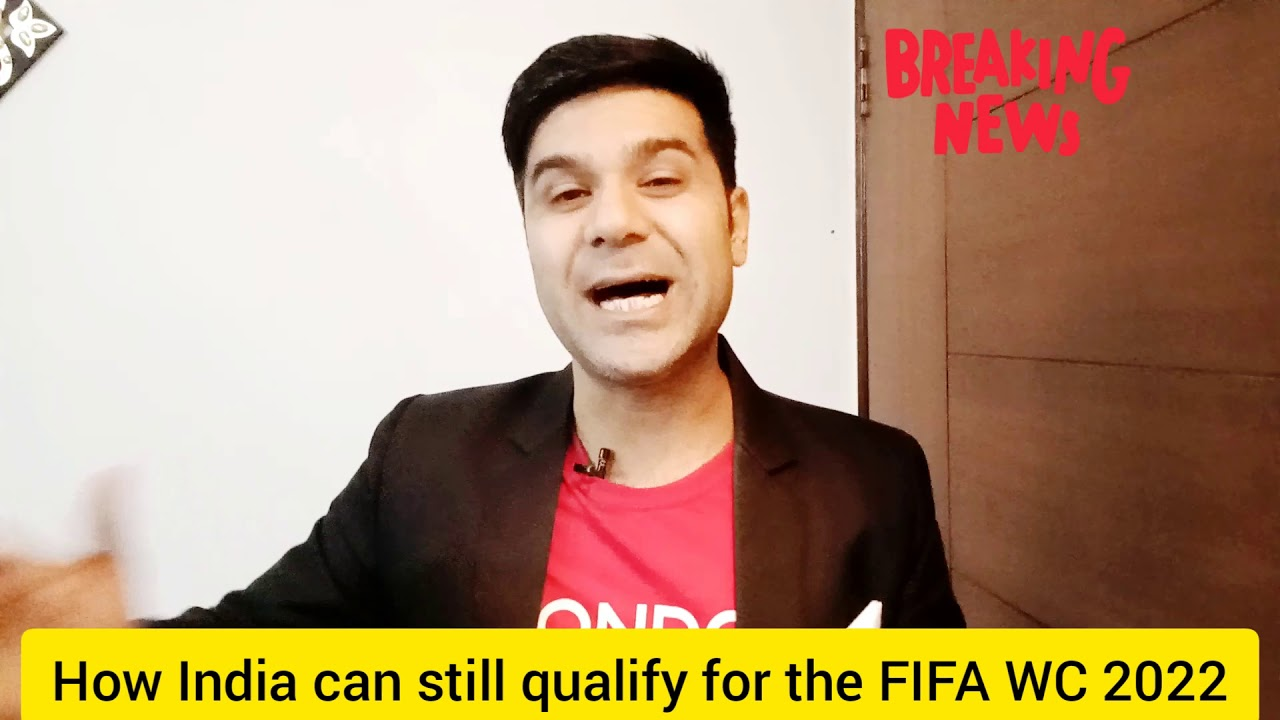 How India can still qualify for the FIFA World Cup 2022 final round qualification