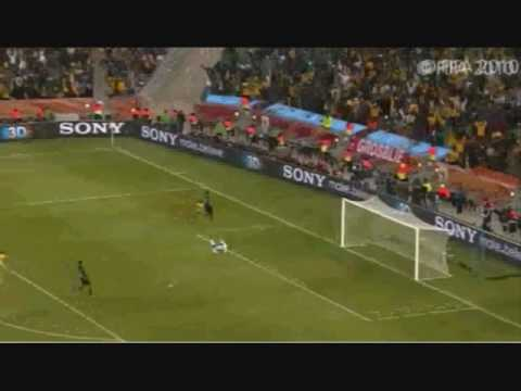 the best goal of the FIFA World Cup 2010