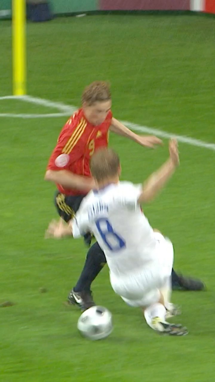 The Torres turn ...