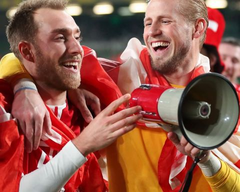 Who's more important for Denmark at  Christian Eriksen OR Kasper Schmeichel ...