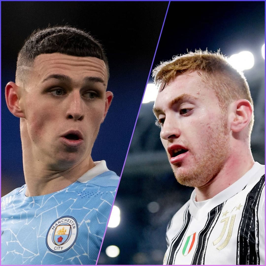 Foden OR Kulusevski right now?   ...
