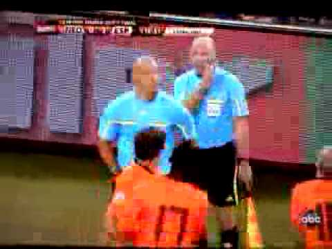 2010 Fifa World Cup Final GOAL Spain Andres Iniesta 6