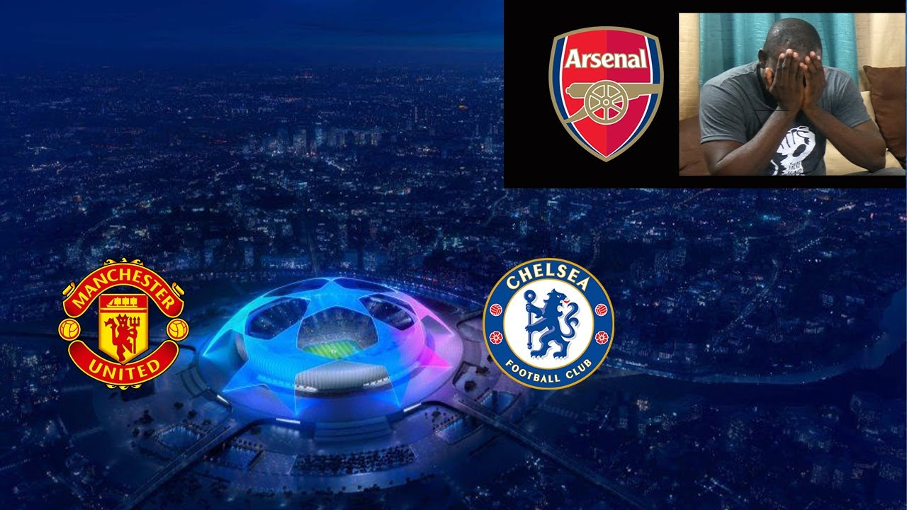 FFF EP 4.1 - Manchester United and Chelsea in the UEFA Champions League | Arsenal in Europa League.