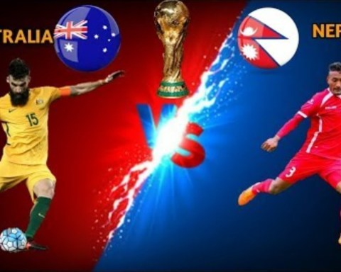 Nepal Vs Australia II  World Cup 2022 Qualifier