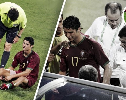 The scandal which made Cristiano Ronaldo cry - Oh My Goal