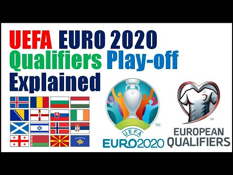 UEFA EURO 2020 Qualifying Playoff Explained